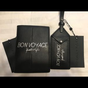 Kendall and Kylie New travel set